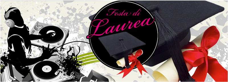 feste di laurea Roma