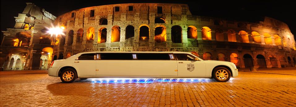 noleggio limousine Roma prezzi