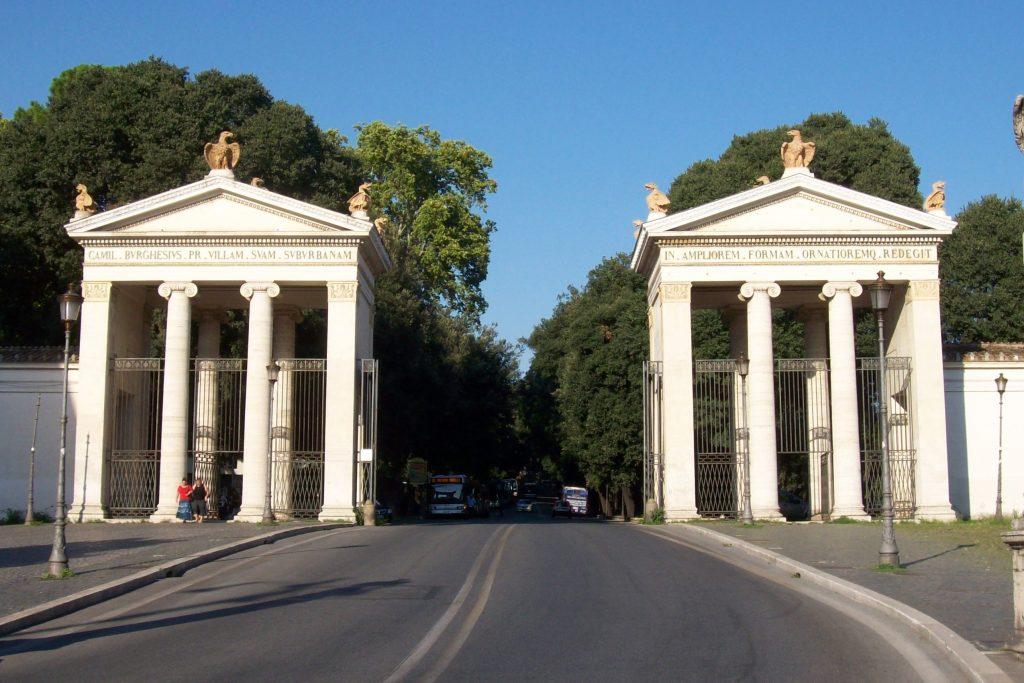 Discoteche Villa Borghese