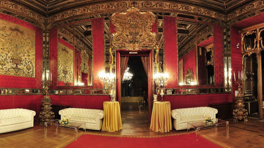 Palazzo brancaccio Roma