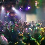 Cluster Roma discoteca
